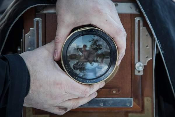 Tintype Portrait Photography