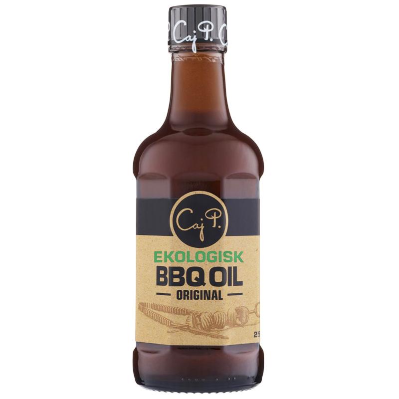 Luomu BBQ-öljy - 58% alennus