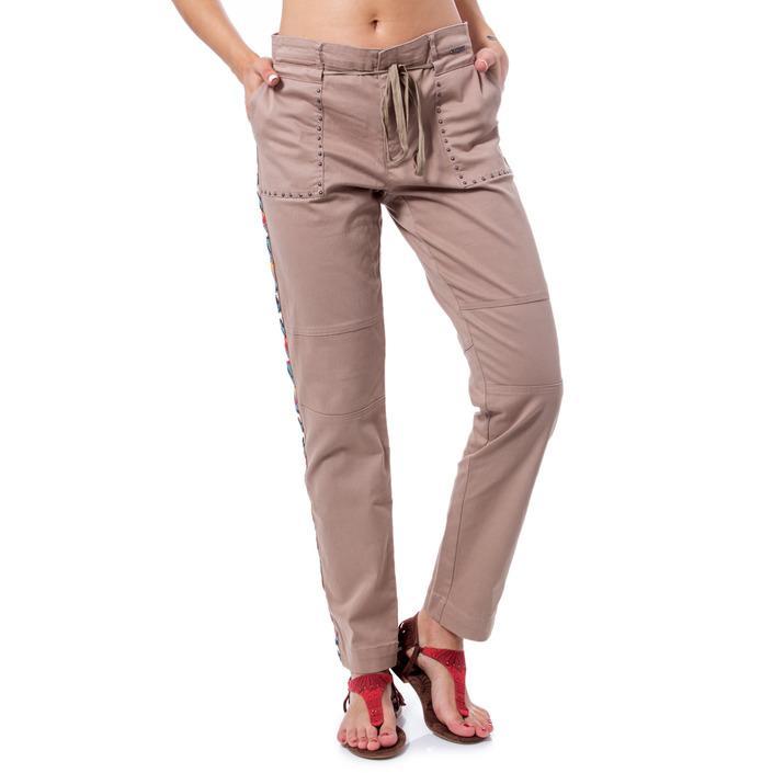 Desigual Women's Trouser Beige 167757 - beige 38