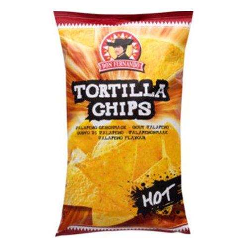 Tortilla Chips Hot Chilli