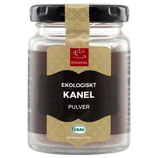 Khoisan Tea Ekologiskt Kanelpulver, 30 g