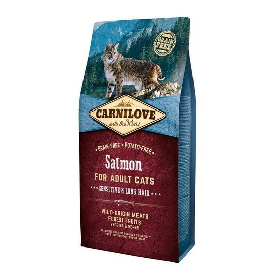 Carnilove Cat Salmon (2 kg)