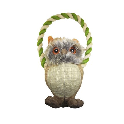 Owl with Rope