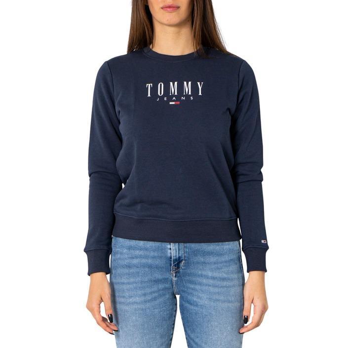 Tommy Hilfiger Jeans Women's Sweatshirt Blue 252747 - blue XS