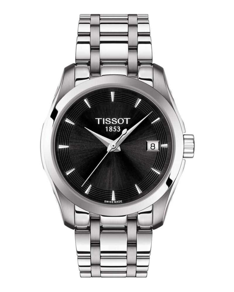 TISSOT Couturier Ladies T035.210.11.051.01