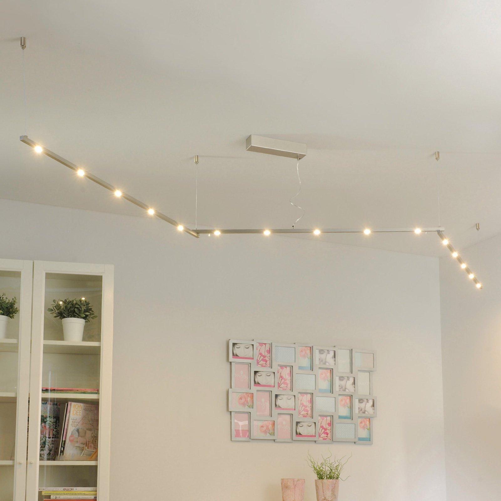5 000 lumen - fleksibelt LED-taksystem Elta