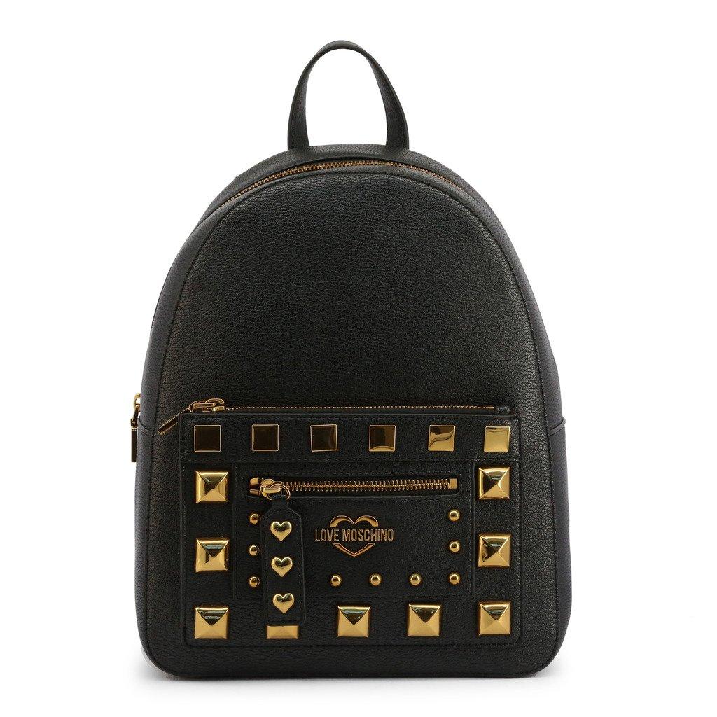 Love Moschino Women's Backpack Black JC4282PP0BKO - black NOSIZE