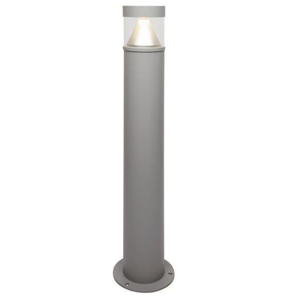 Hide-a-Lite Milo Pillar Tolppa 150°, 7,7W, IP65, h: 750 mm Harmaa, 3000K, 290 lm