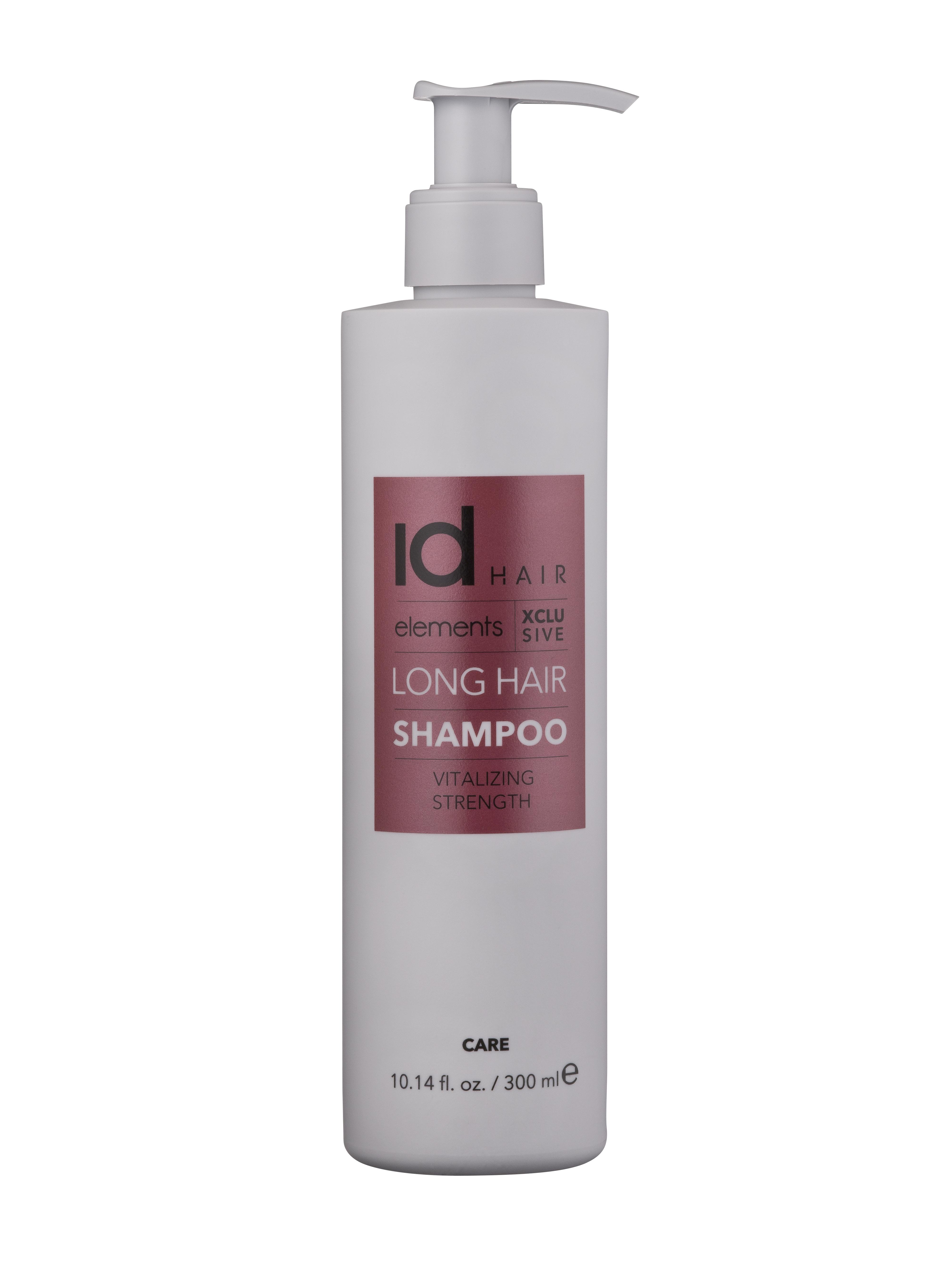 IdHAIR - Elements Xclusive Long Hair Shampoo 300 ml