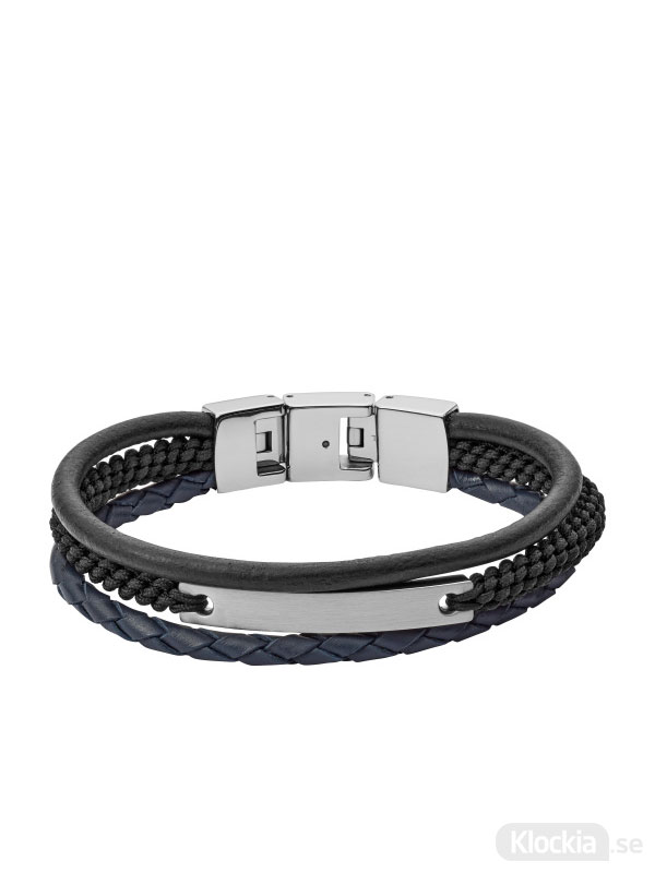 Herrsmycke FOSSIL Armband Vintage Casual JF03186040