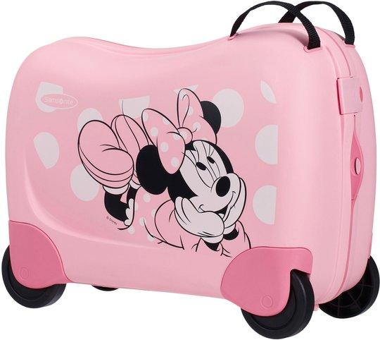Samsonite Dreamrider Koffert Minni Mus 25L, Pink