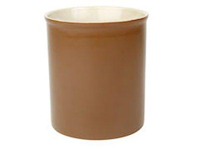 Dressingkrus stor, brun/beige