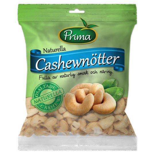 Cashewnötter Naturell - 29% rabatt