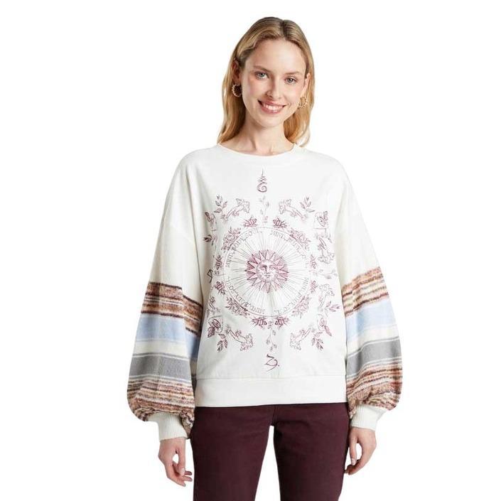 Desigual - Desigual Women Knitwear - white S