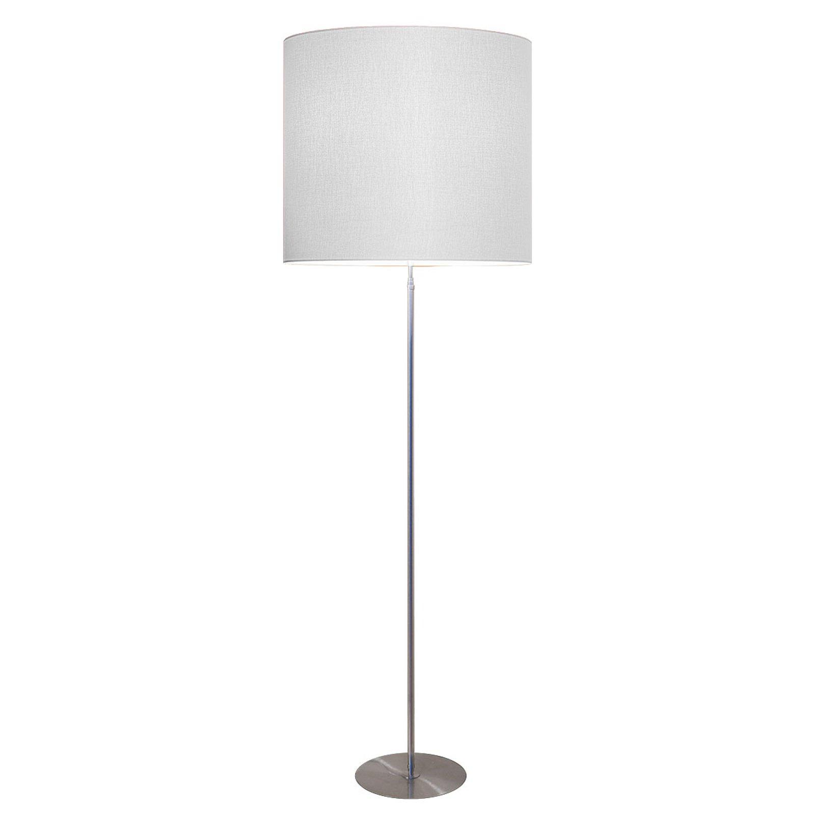 Moderne Tono gulvlampe i hvitt
