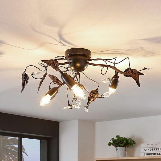 Kattovalaisin Marlitt, taivutetut varret 3 lamppua