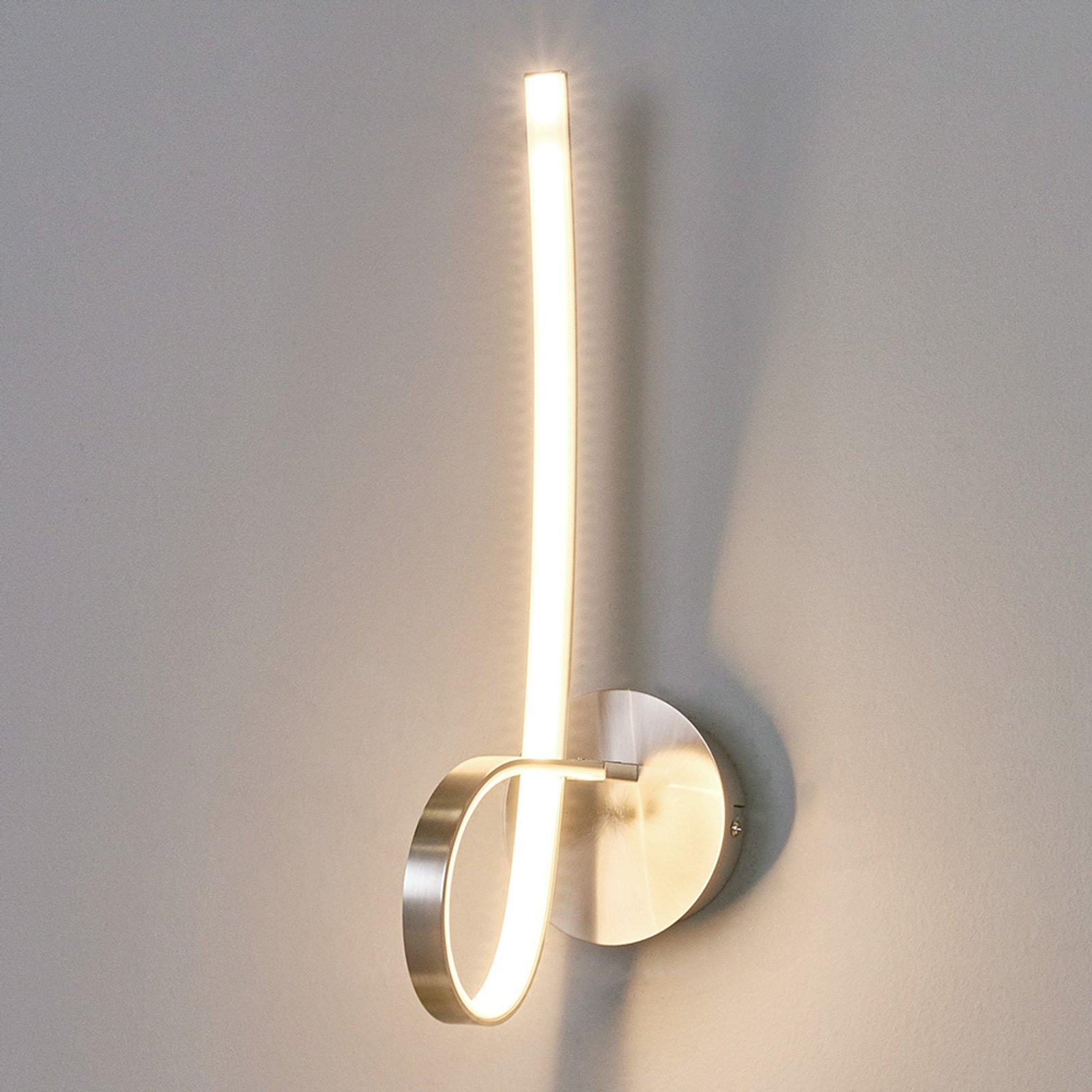 Eldin - dekorativ LED-vegglampe