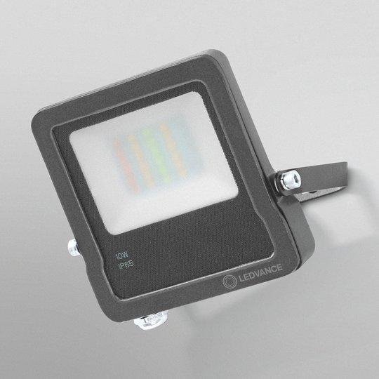 LEDVANCE SMART+ WiFi Flood veggspot RGBW 10 W