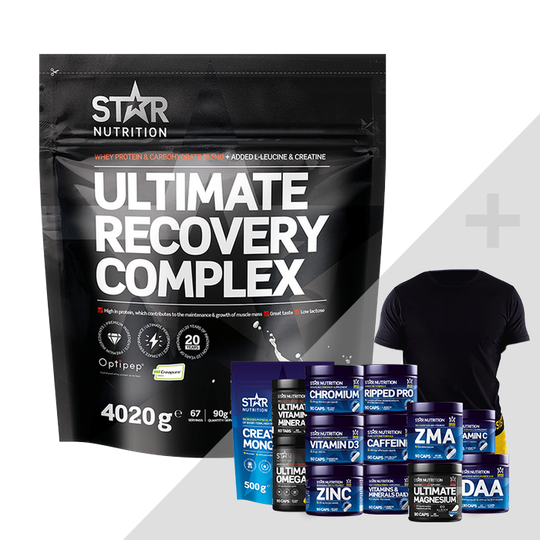 Ultimate Recovery Complex 4 kg + Bonus Product!