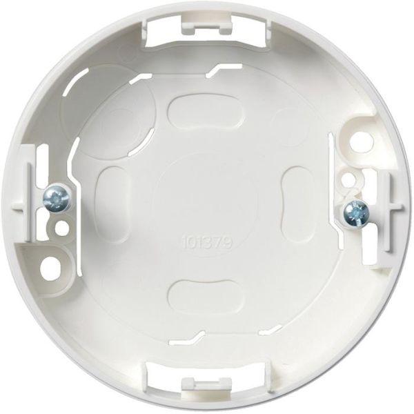 Schneider Electric Renova WDE011150 Forhøyningsboks 1-roms, 22 mm Hvit