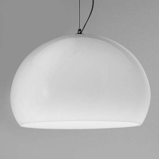 Big FL/Y – design-riippuvalo, LED, valkoinen