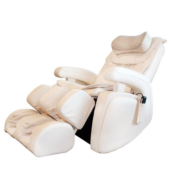 FinnSpa Massage Chairs Premion - Creme, Massagestol