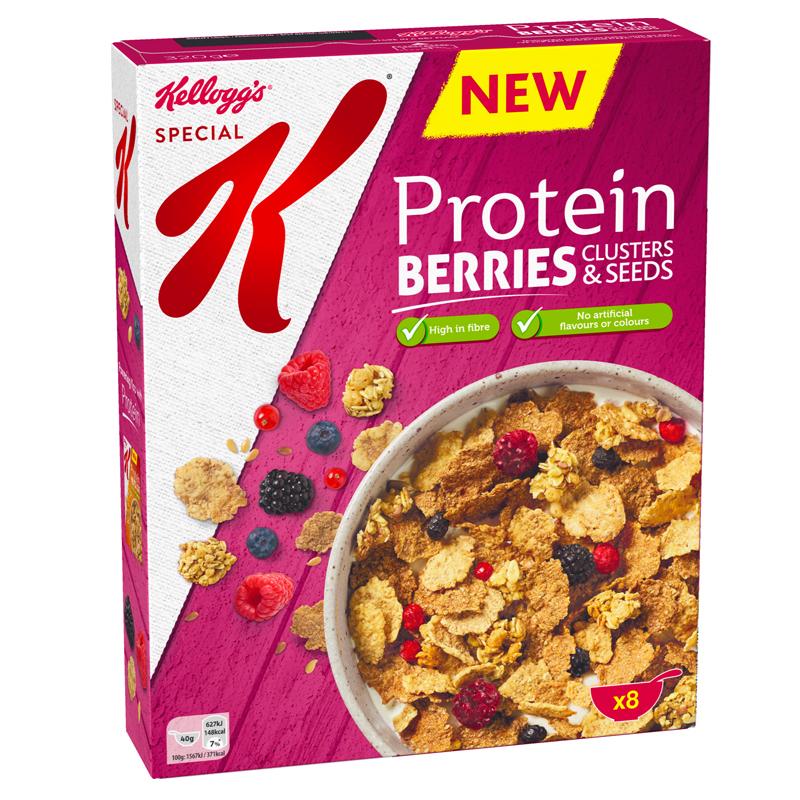 Frukostflingor Protein & Bar - 39% rabatt