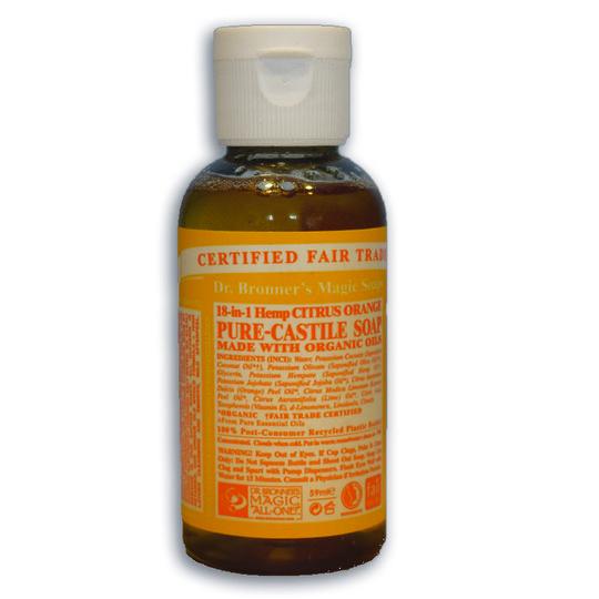 Nestesaippua Citrus Orange 59ml - 78% alennus