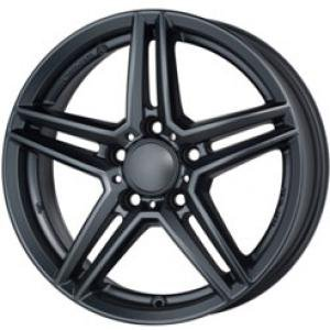 Rial M10 Racing Black 9x18 5/112 ET52.5 B66.6