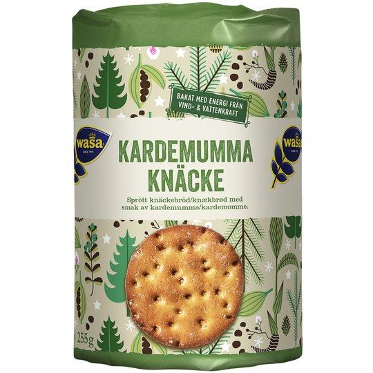 Näkkileipä Kardemumma 255g - 37% alennus