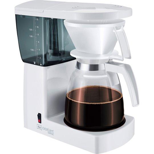 Melitta Excellent Grande Vit Kaffemaskin