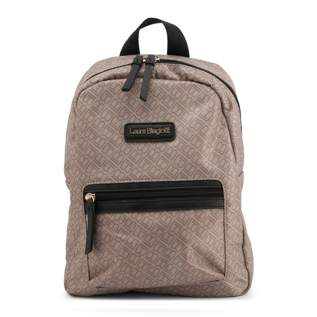 Laura Biagiotti Women's Backpack Brown Thia-105-5 - brown NOSIZE
