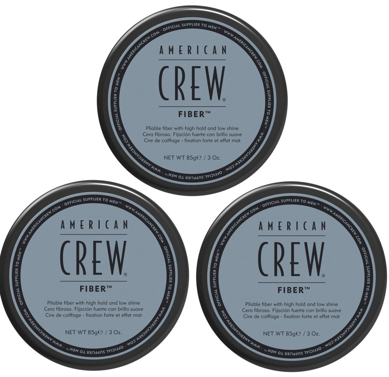 American Crew - 3x Fiber 85 gr.
