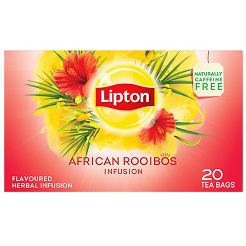 Tee African Rooibos 20 kpl - 45% alennus