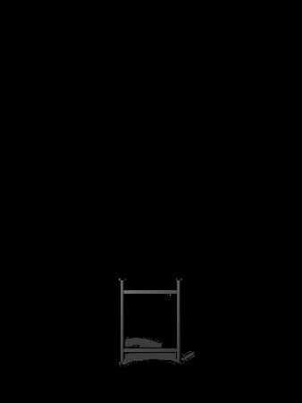 Punctual Stege 2 Anthracite
