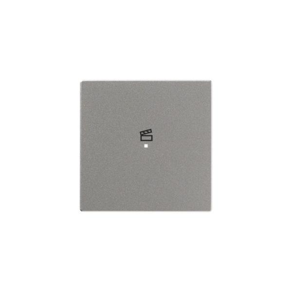 ABB Impressivo 6220-0-0147 Yksiosainen vipupainike Alumiini