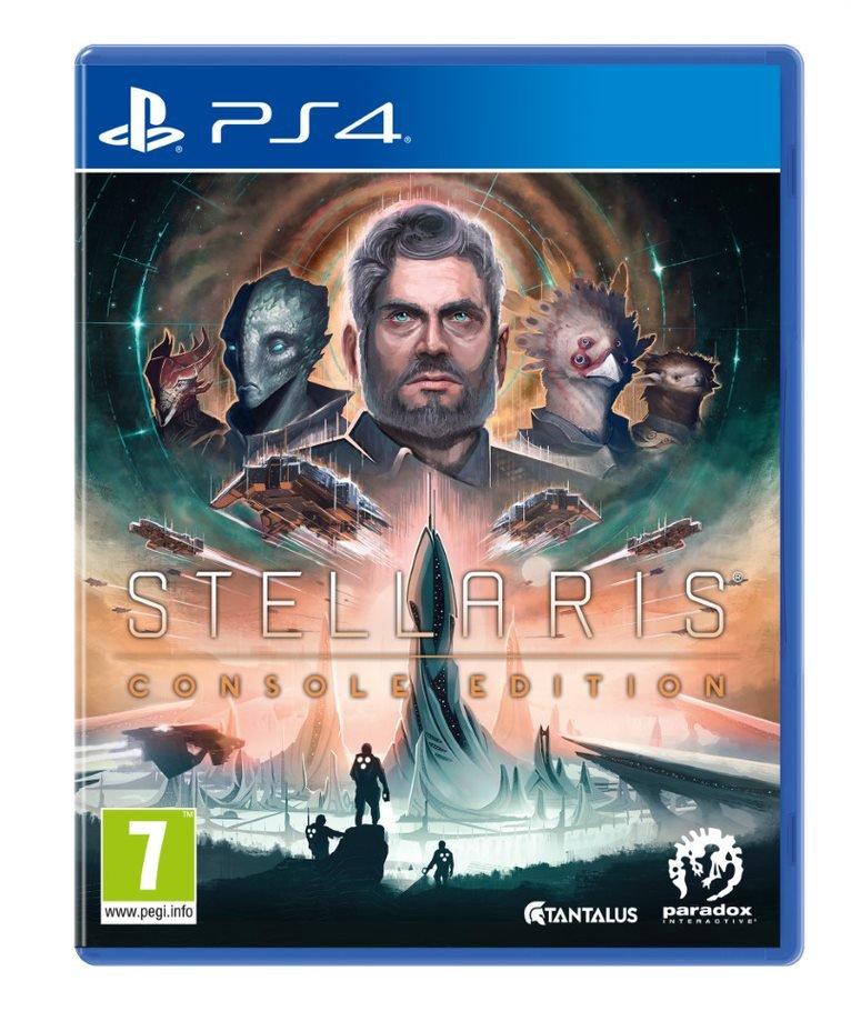Stellaris Console Edition (FR/NL)