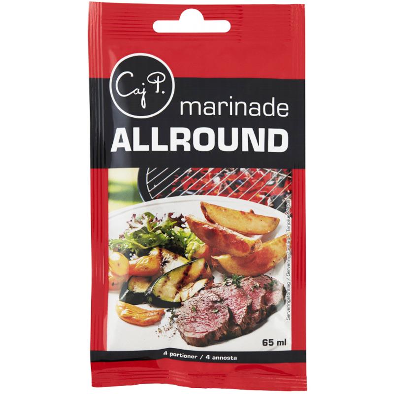 Marinad Allround - 18% rabatt