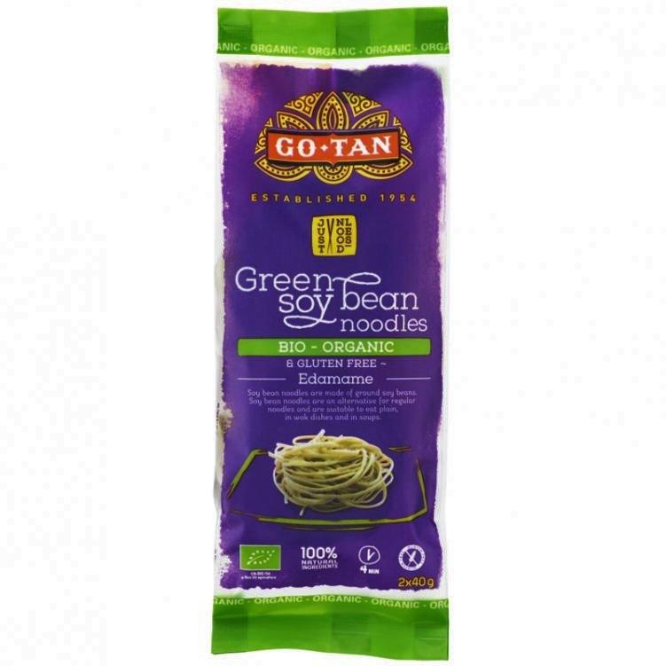 Eko Sojanudlar Gröna 80g - 33% rabatt