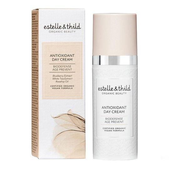 Estelle & Thild Biodefense Antioxidant Day Cream, 50 ml estelle & thild Kasvovoiteet