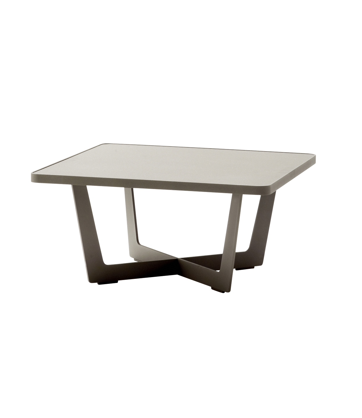 Time-out soffbord 81 x 81 cm taupe, Cane-line