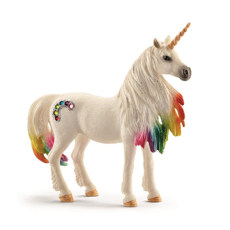 Schleich - Bayala - Rainbow Unicorn, Mare (70524)