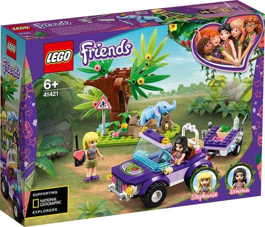 LEGO Friends 41421 Elefantredning i Jungelen
