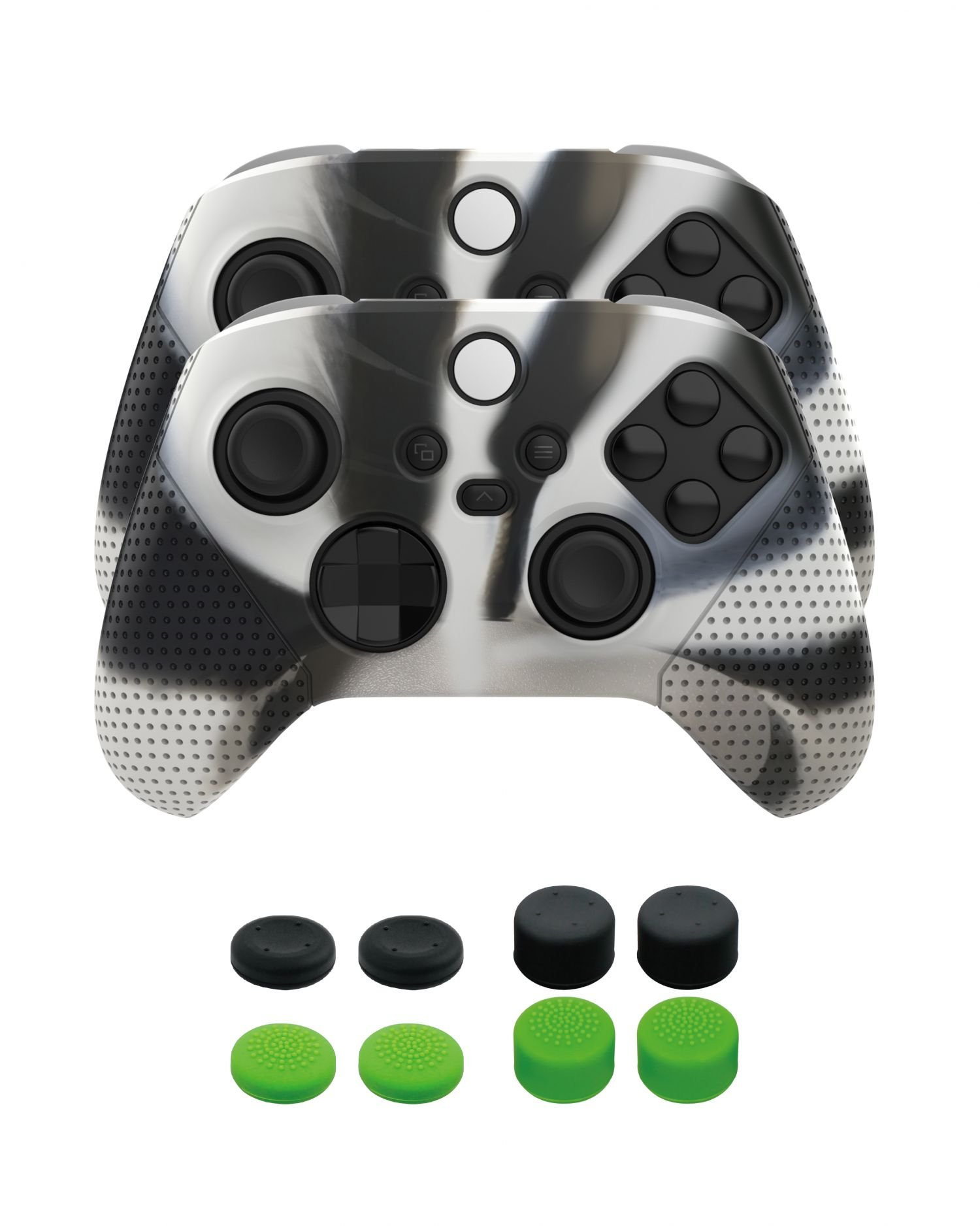 Piranha Xbox Grips and Sticks 10 in 1 Pack