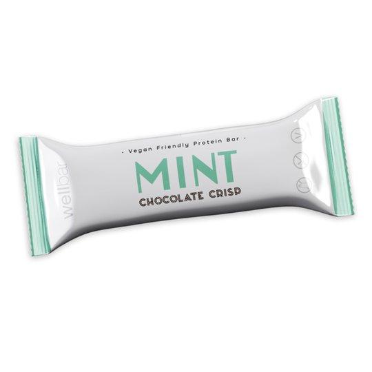 Proteinbar Chocolate Crisp Mint - 47% rabatt