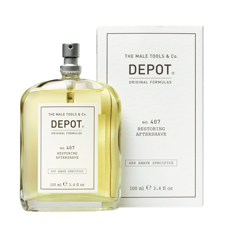 Depot - No. 407 Restoring Aftershave 100 ml