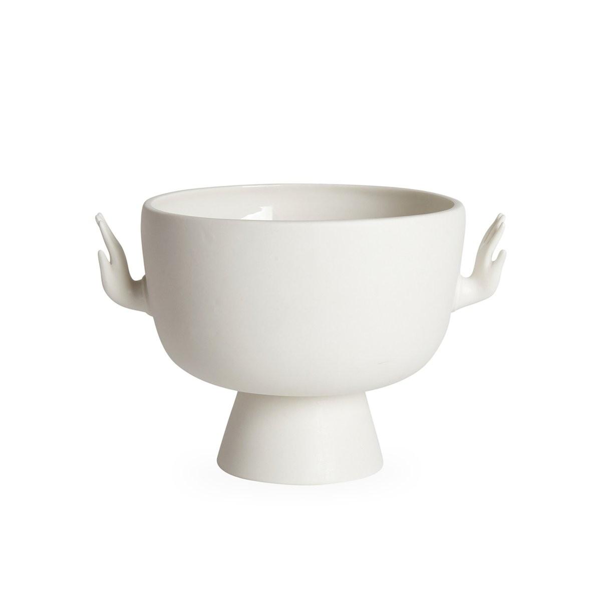 Jonathan Adler I Eve Pedestal Bowl