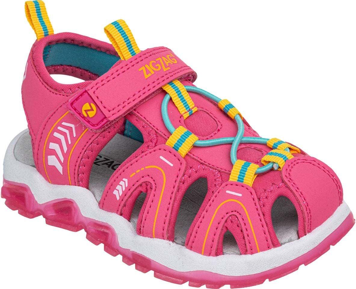 ZigZag Eperlu Blinkande Sandal, Pink Lemonade, 22
