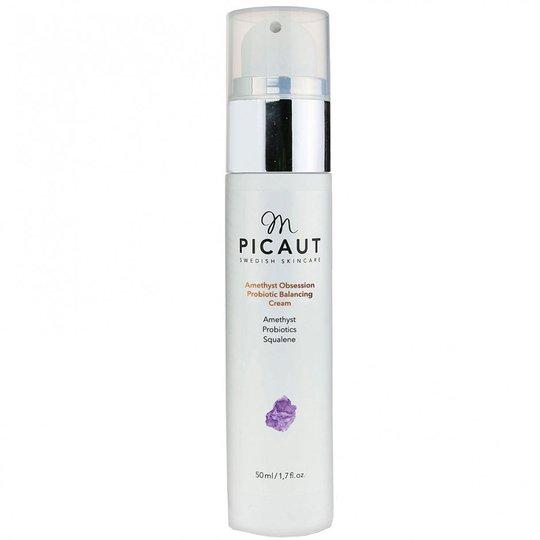 Amethyst Obsession Probiotic Balancing Cream, 50 ml M Picaut Swedish Skincare Päivävoiteet