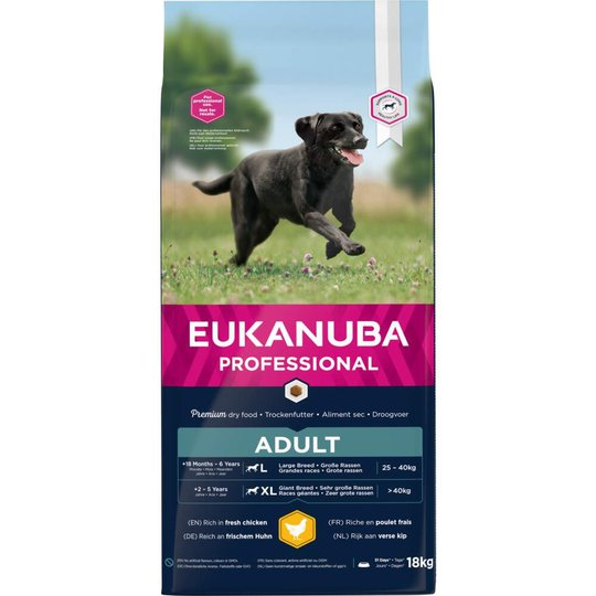 Eukanuba Dog Breeder Adult Large Breed 18 kg